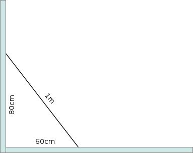 Comment r aliser un angle droit sans querre reussir - Application pour mesurer une piece ...